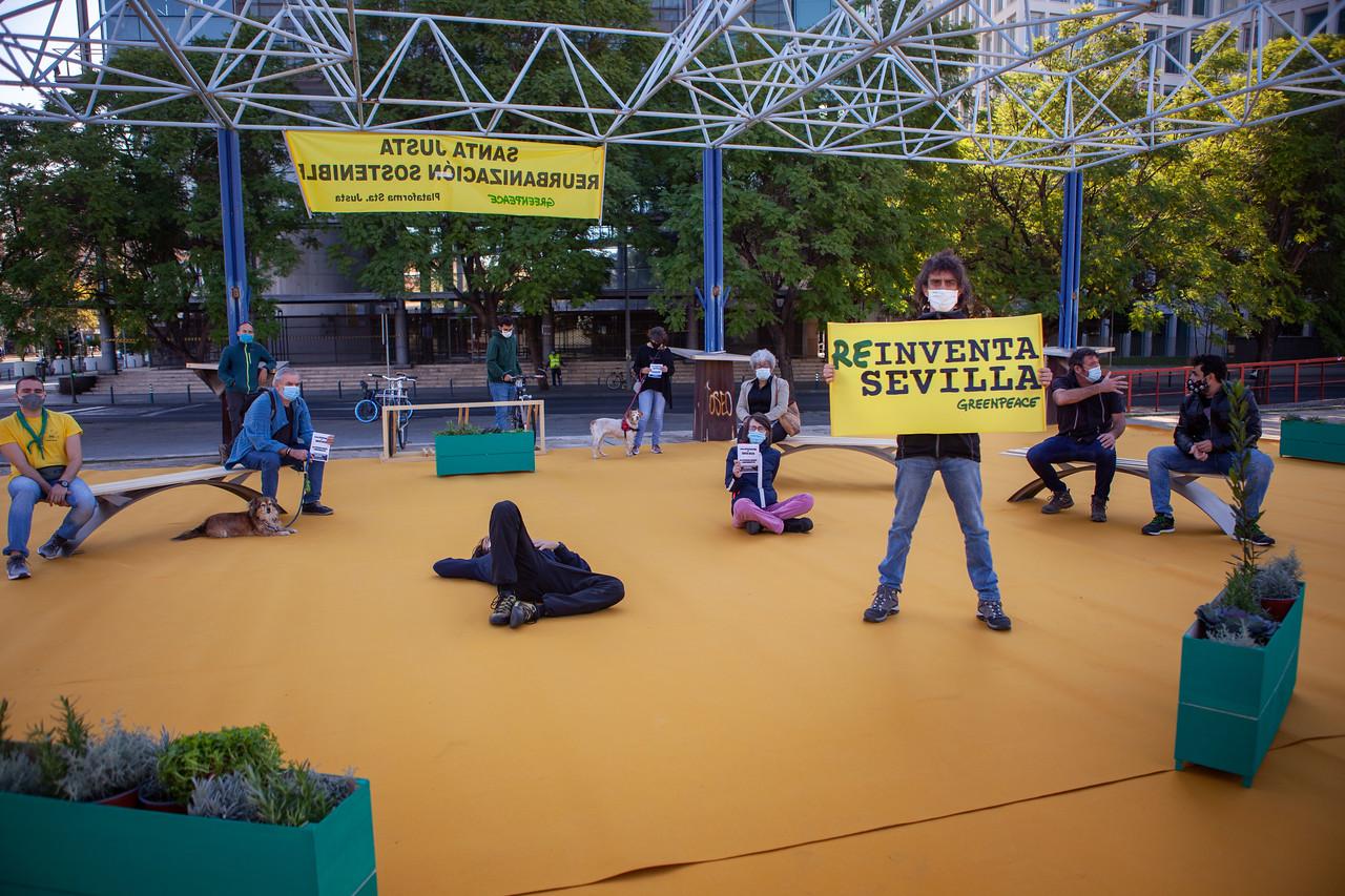 Actividad Día de las Ciudades Sevilla 2020