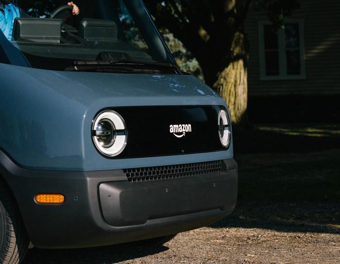 Vehículo eléctrico Amazon