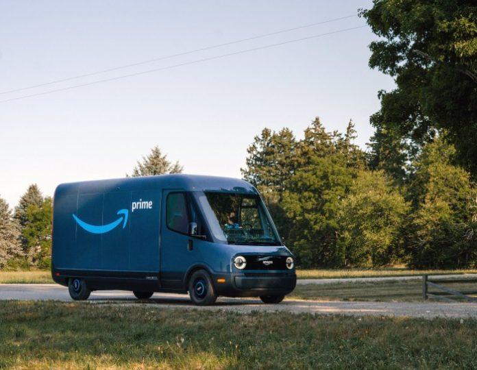 Vehículo electrico Amazon