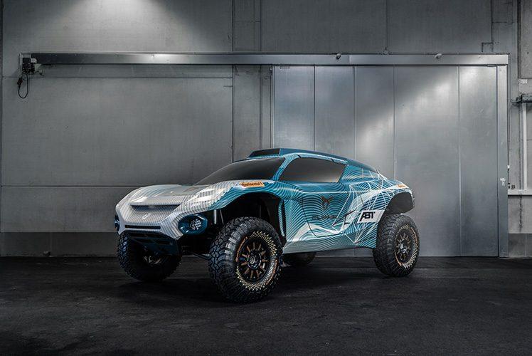Cupra carreras Extreme E Series