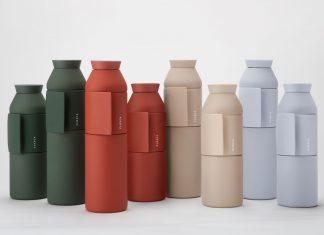 Colección botellas Closca
