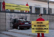 Greenpeace contra diésel