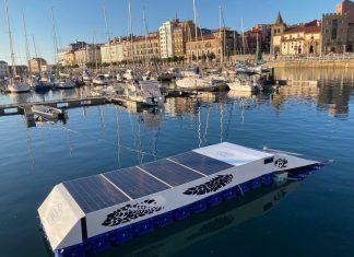robot Clean-Dock reduce microplásticos