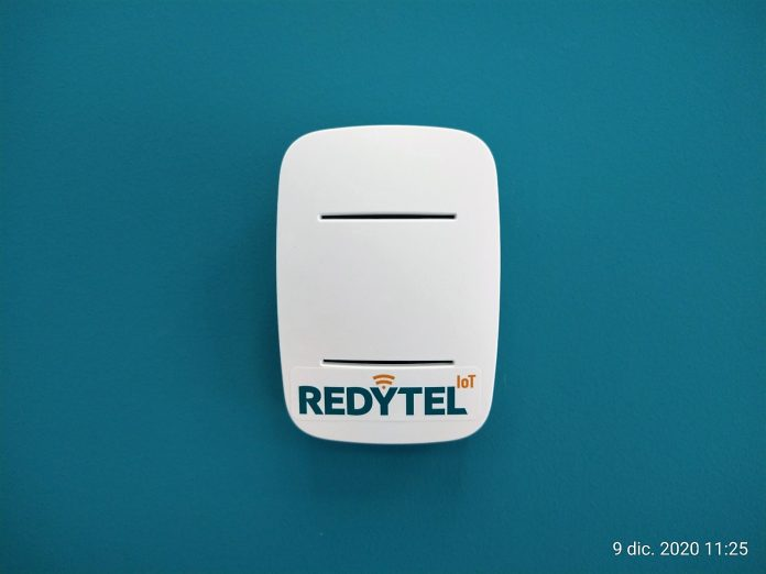 App Redytel CO2