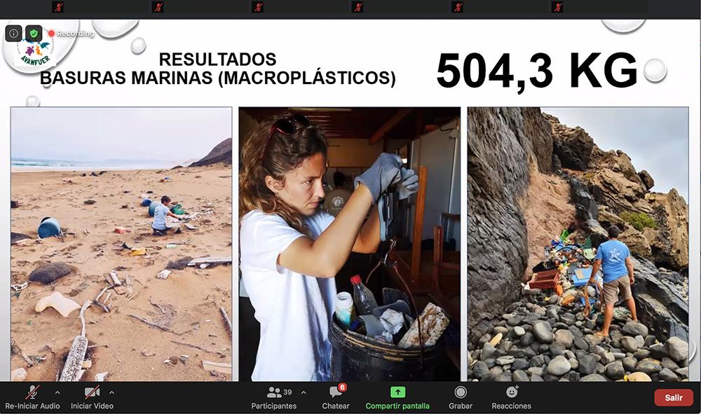 Campaña residuos plásticos