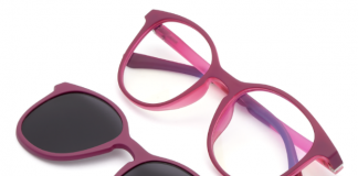 Gafas sostenibles