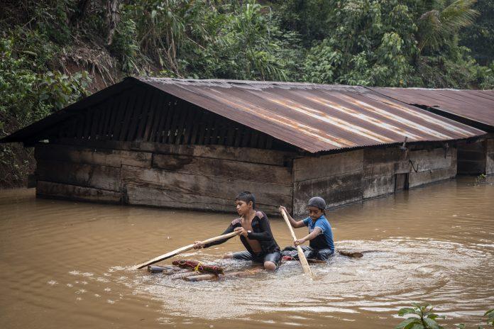 cambio climático ayuda financiera