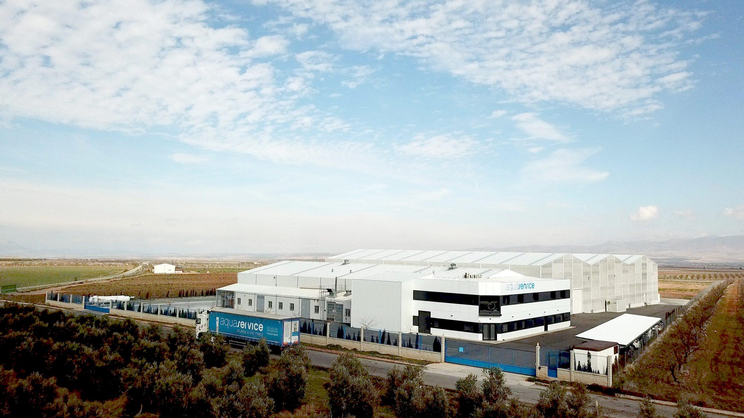 manantiales carbono neutral Aquaservice