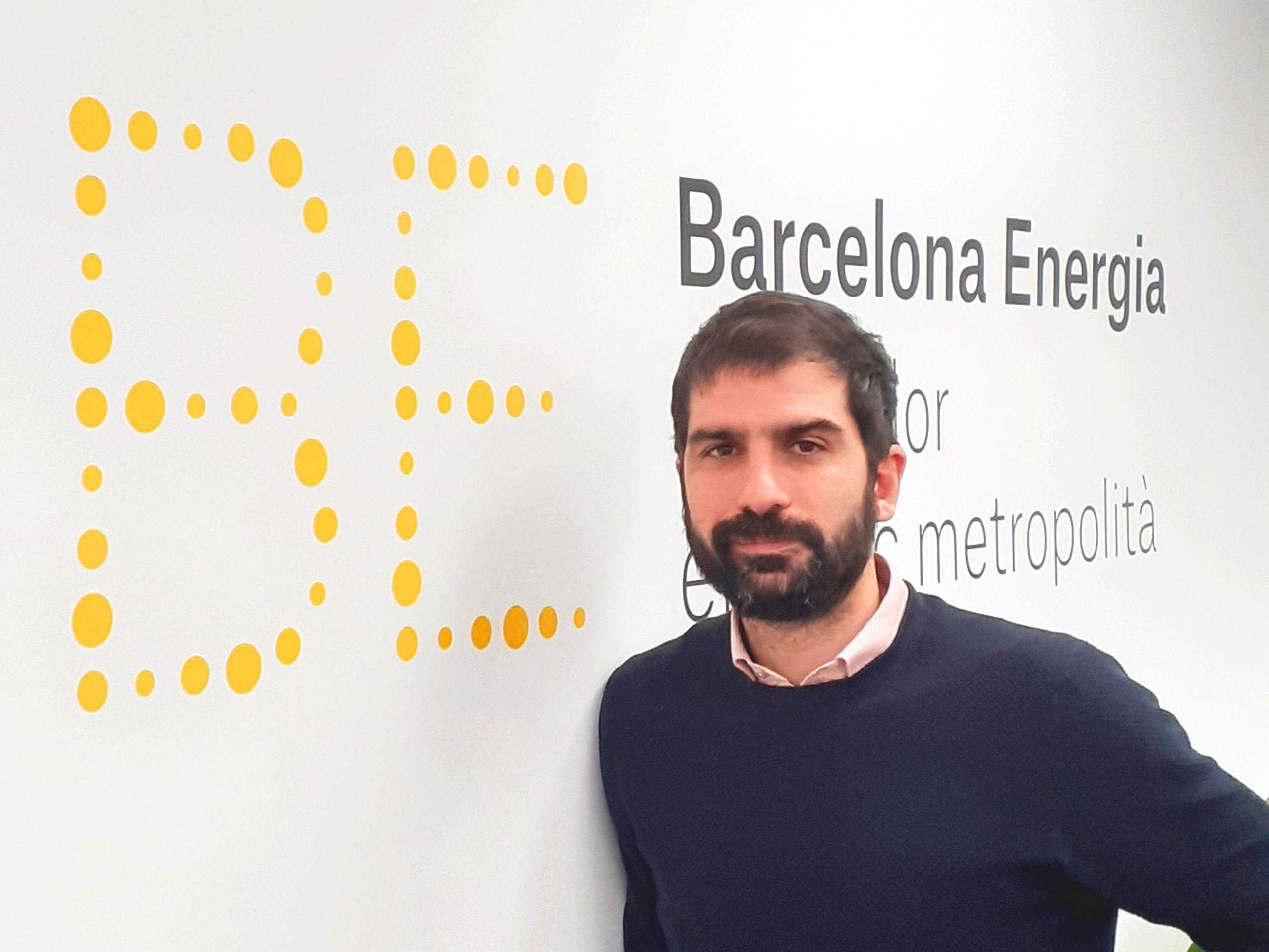 Iu Gallart director de Barcelona energía