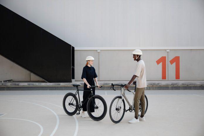 Closca casco para bicicleta y patinetes
