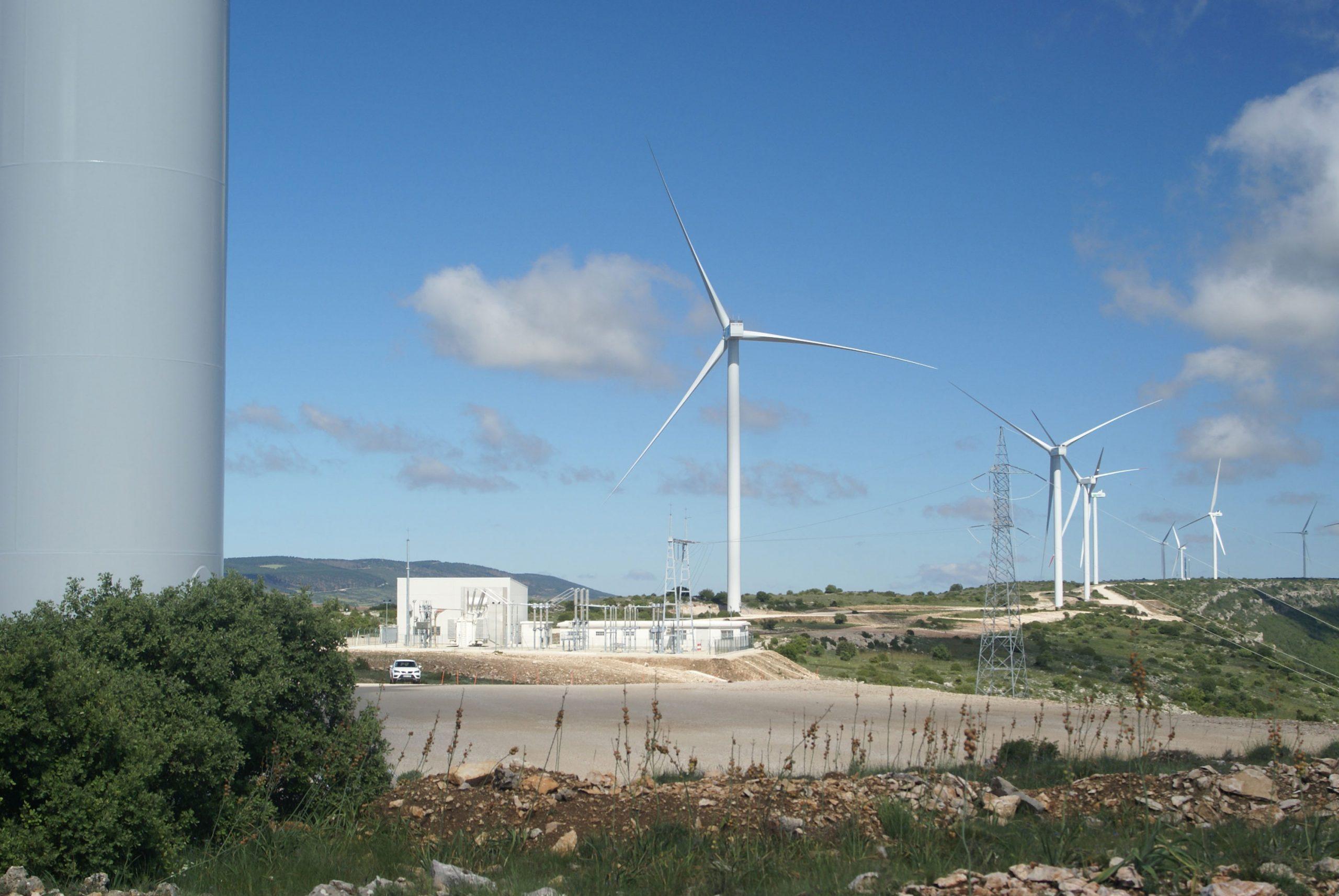 energía eólica hidrógeno Endesa