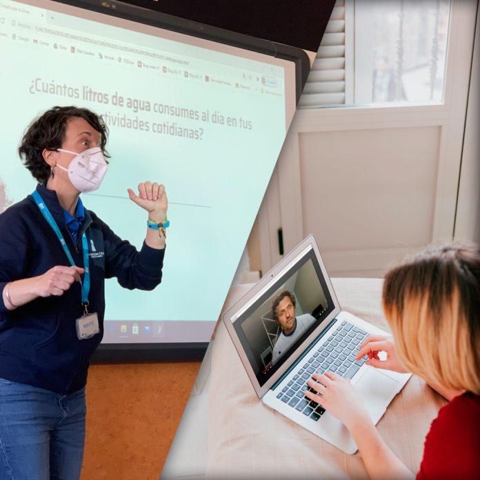 aulas participan programa Canal Educa