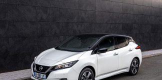 Nissan nuevo LEAF10