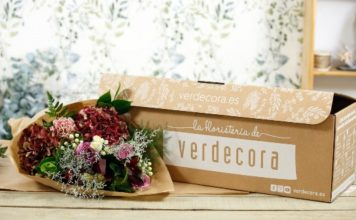 Verdecora packaging