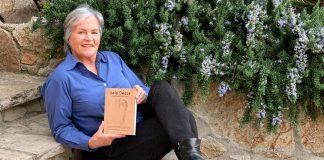 Isabel Rodriguez con la novela Seis dedos