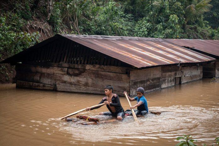 Desastre climático