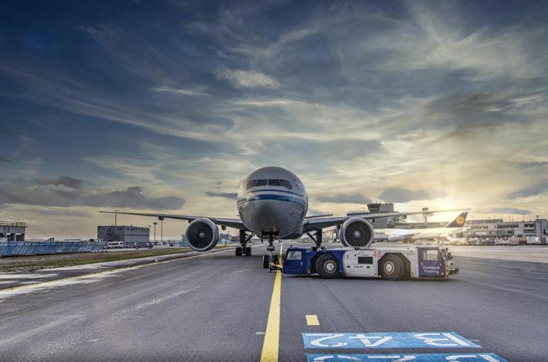 Contaminación aerolíneas
