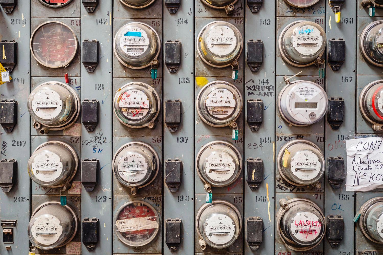 Contadores de la luz tarifas eléctricas españa 2021