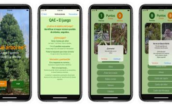 app y libro electronico qué arbol es