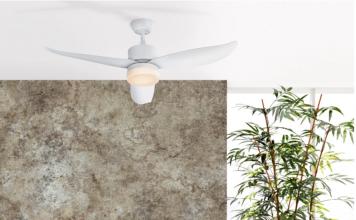 Ventiladores inteligentes ahorro luz SPC