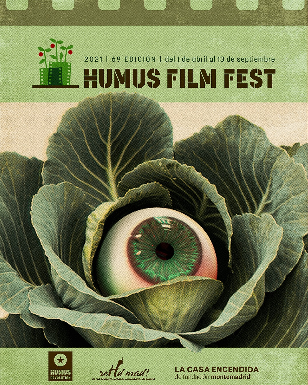 Festival Humus Revolution Film Fest Madrid