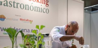 Biocultura madrid 2021 expositores showcooking