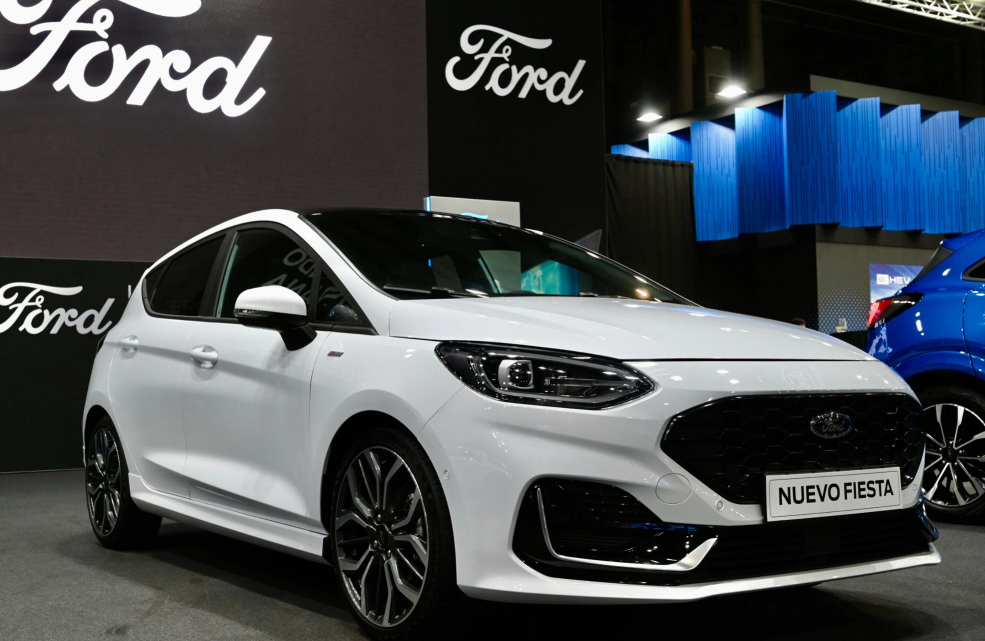 Ford Fiesta Electrificado