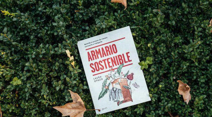 Armario sostenible libro Laura Opazo